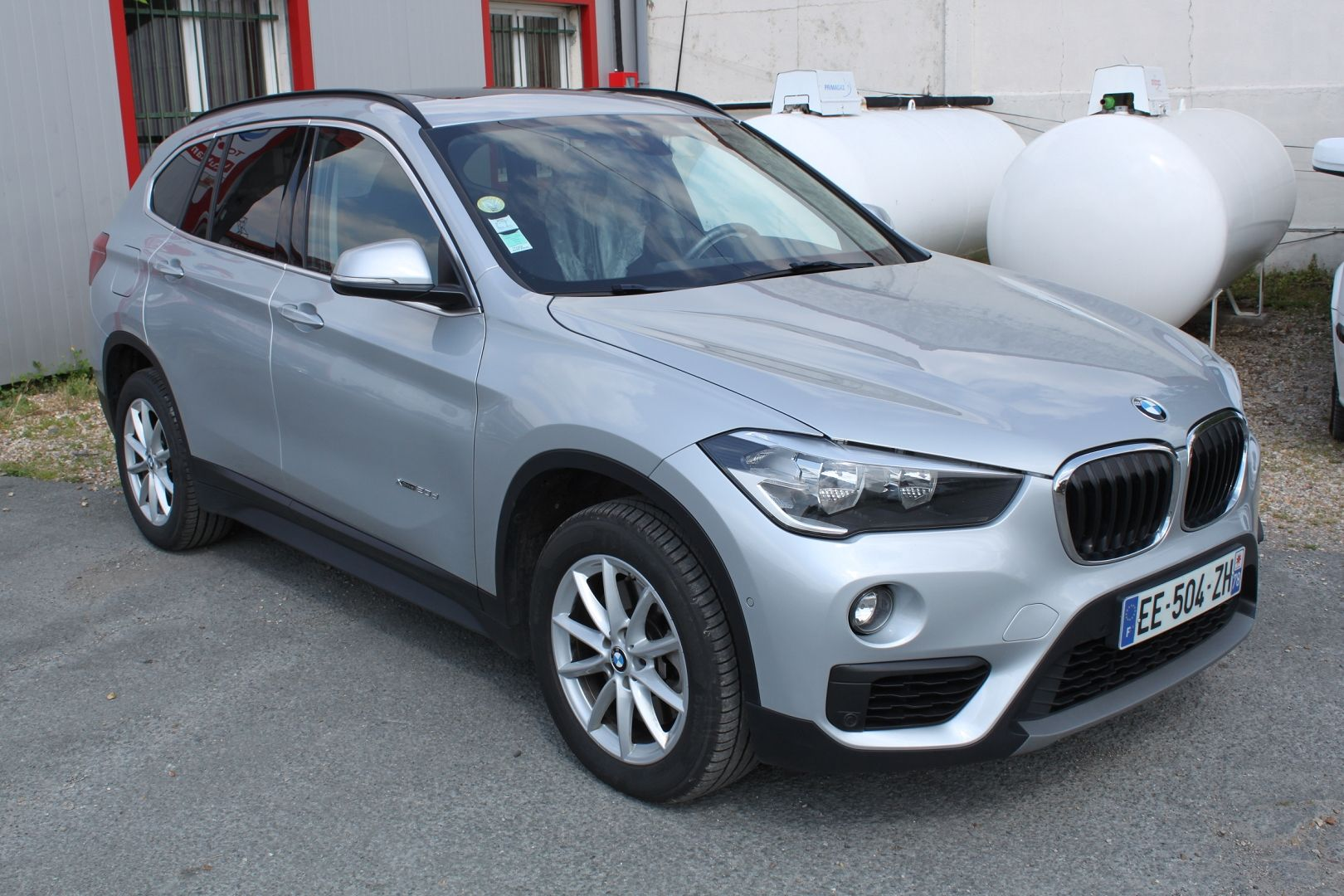 Véhicule BMW X1