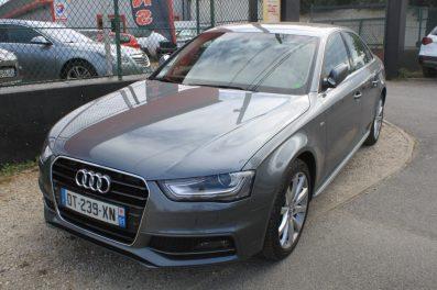 Audi A4 TDI 150 CH